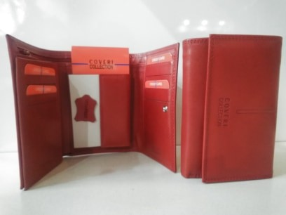 Kožni novčanik N1