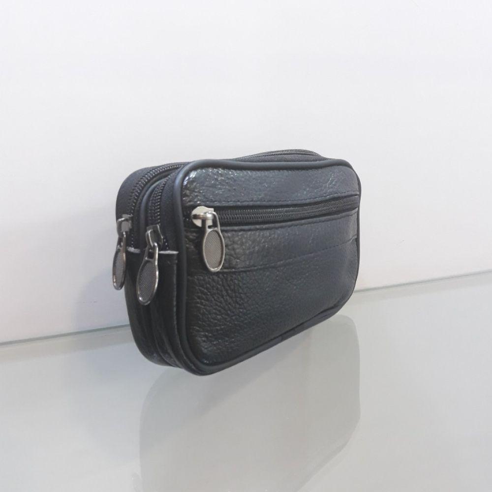 Kozna torba za kais T2017