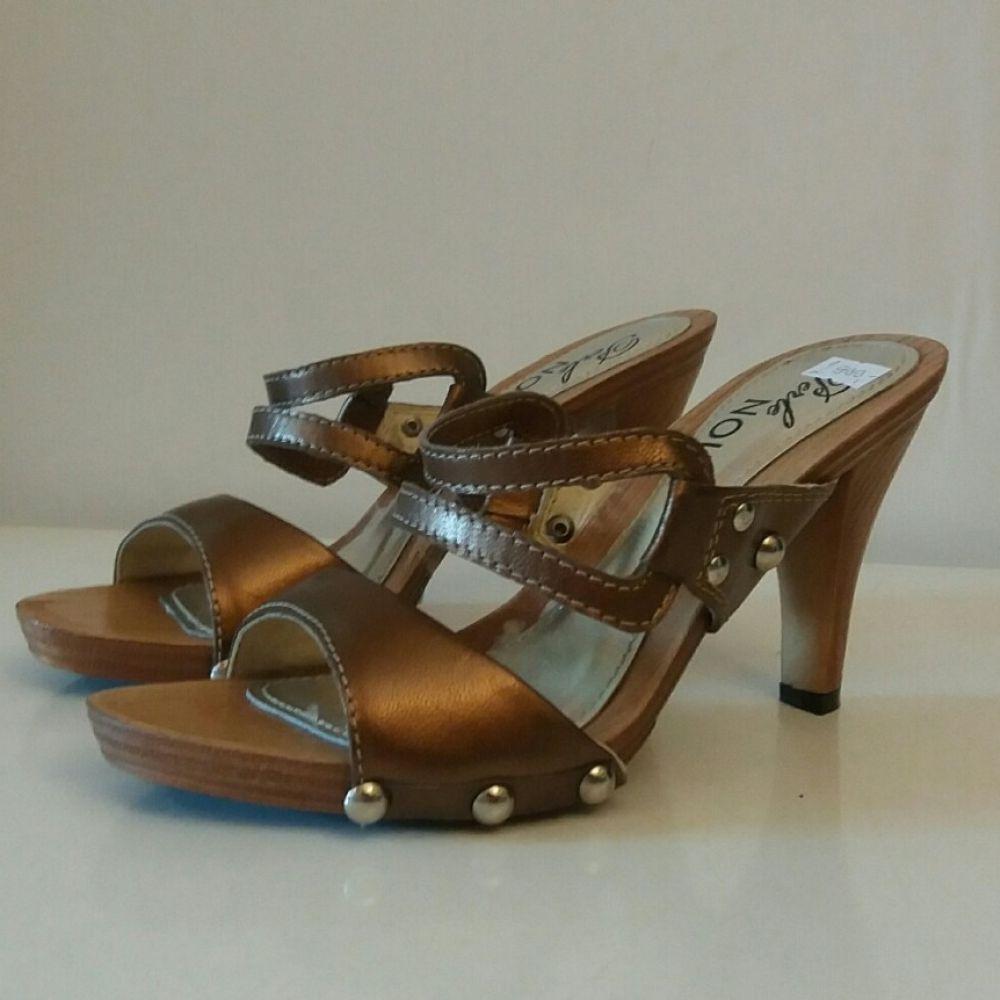 Kozne papuce Perle Noir 2