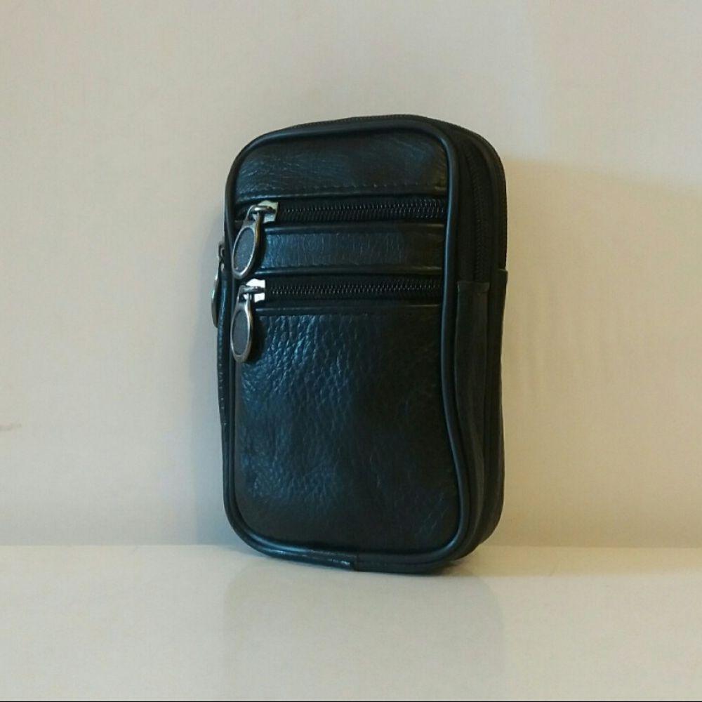 Kozna torba za kais T570