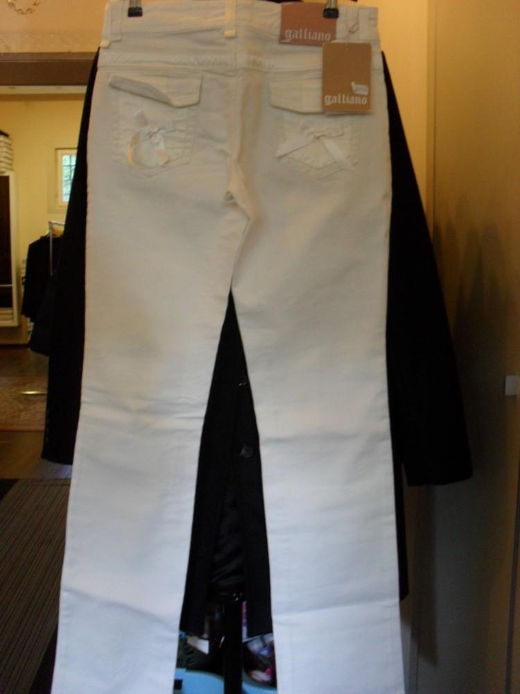 Galliano pantalone